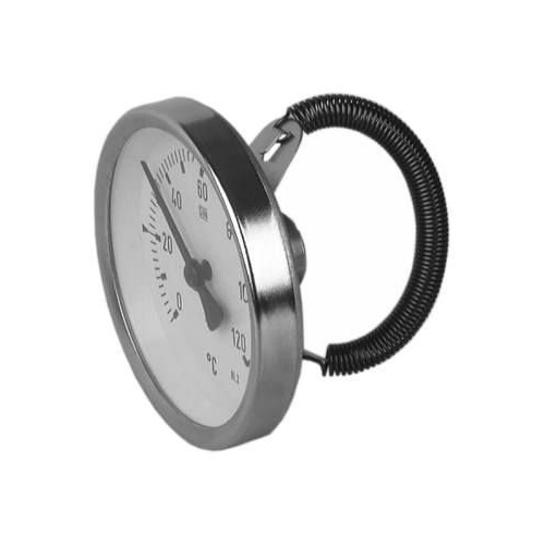 Termometras bimetalinis kontaktinis d63mm