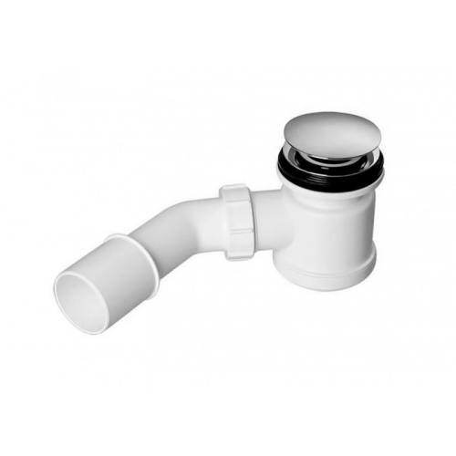 Sifonas dušo padėklui McAlpine HC27-CPN-PB