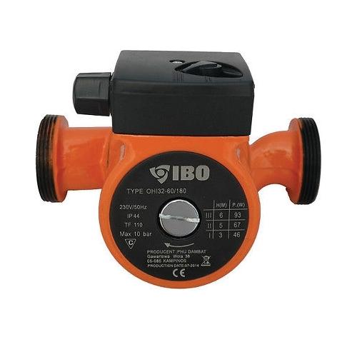 Cirkuliacinis siurblys IBO OHI 32-60 180 mm