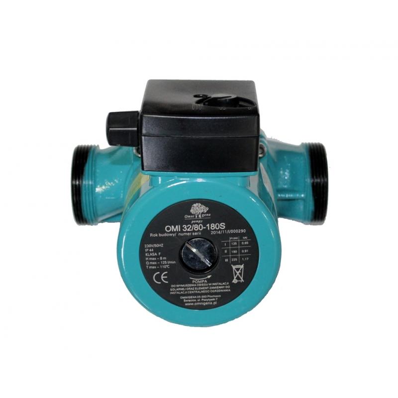 Cirkuliacinis siurblys Omnigena OMIS 32-80 180 mm
