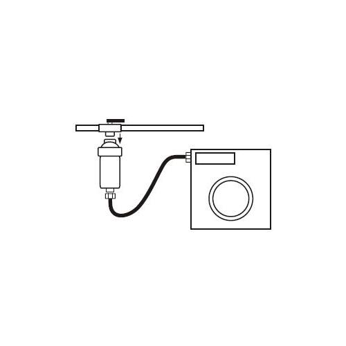 Filtras skalbimo mašinoms ir indaplovėms USTM WFST/1