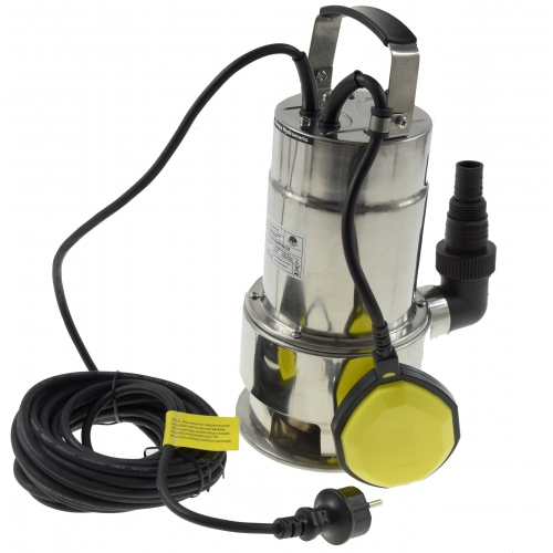 Siurblys panardinamas užterštam vandeniui Omnigena TP 550 BW/INOX