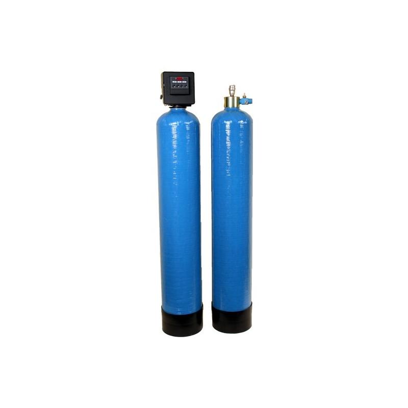 Nugeležinimo filtras su kompresoriumi ir oksidacine talpa FT-WS1-10MXO-C