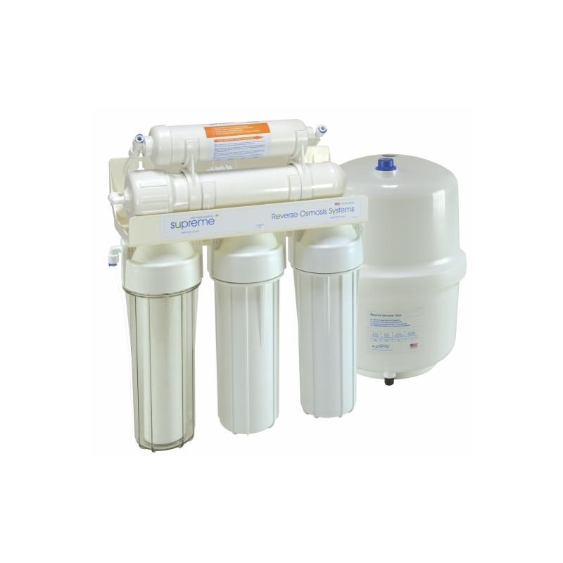 Atbulinio osmoso filtravimo sistema RO6 Supreme