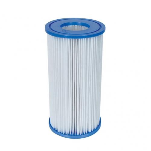 "Gofruoto polipropileno filtravimo kasetė 10"" USTM"