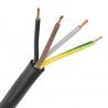 Elektros kabelis H07RN-F 4X1,5