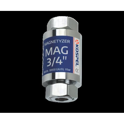"Magnetinis nukalkintojas XCAL MEGAMAX 3/4"""