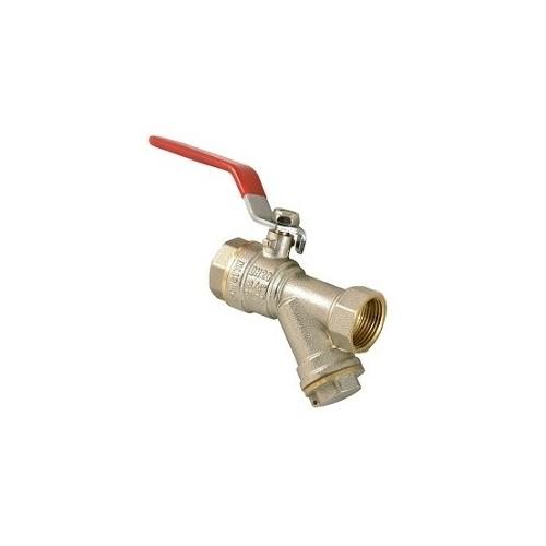 Rutulinis ventilis su filtru