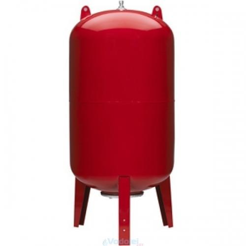 Šildymo sistemai pastatomas Pmax-8 bar